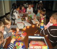 Увлекательные творческие занятия для детей