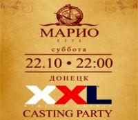 XXL Casting Party