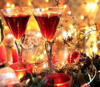 Новогодняя ночь в ресторане Форос