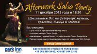 Afterwork Salsa Party
