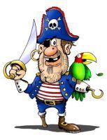 Семейная пиратская вечеринка