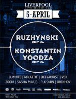 Konstantin Yoodza | Ruzhynski