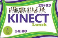 Kinect Lunch