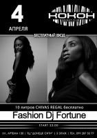 Fashion Dj Fortune