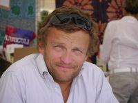 Встреча с писателем Сильвеном Тессоном