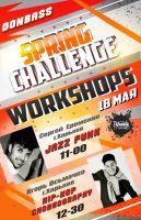 SPRING CHALLENGE\WORKSHOPS