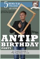 AntiP Birthday