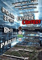 Открытый турнир Донецка по экстремальным видам спорта