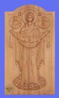 Выставка, посвященная празднику Покрова Пресвятой Богородицы