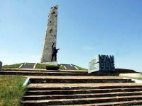 Открытие диорамы «Бои в районе Саур – Могилы. Июль 2014 г.»