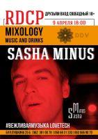 SASHA MINUS DJ & SOUND PRODUCER