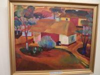 Авторская экскурсия по выставке «Палитра лета в творчестве донецких художников»