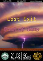 Lost Exit & Pool of Jam