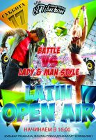 LATIN OPEN AIR