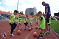 Чемпионика Донецк. Футбол для детей 3-7 лет