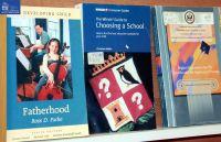 Книжная выставка ко дню учителя