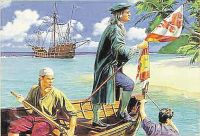 Колумб Америку открыл, а может и не он …