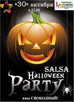 Salsa Helloween Party