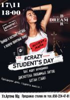 Crazy Students Day