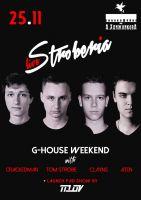 Stroberia Live: