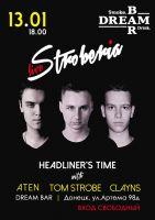 Stroberia Live