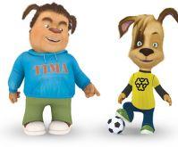 Чемпионика. Футбол для детей 3-7 лет