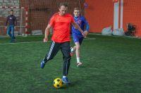 Футбольная тренировка для пап