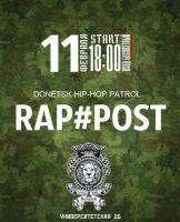 Rap#Post