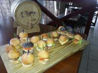 Кулинарный мастер-класс «Бургерята»