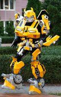 Робот Трансформер и Фея Винкс
