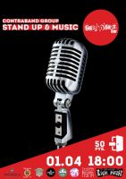 Stand Up & Music