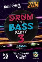 Drumm and Bass
