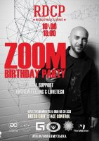 DJ Zoom Birthday Party