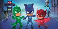 Герои с масках