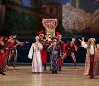 Корсар @ Донбасс Опера (Донецкий национальный академический театр оперы и балета им. А.Б. Соловьяненко)