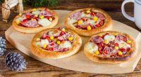 Кулинарный мастер-класс «Мини-пиццы»