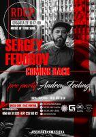 COMING BACK DJ SERGEY FEDOROV