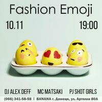 Fashion Emoji