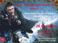 Гарри Поттер и новогодняя магия!