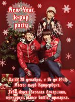 New Year K-POP Party