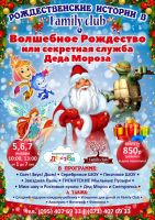 Волшебное Рождество или секретная служба Деда Мороза