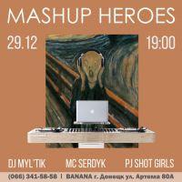 MASHUP HEROES