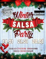 Winter Salsa Party