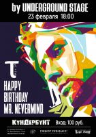 Happy Birthday Mr. Nevermind