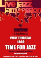 TIME FOR JAZZ