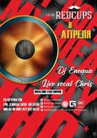 Dj Enegua Live vokal chris*