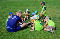 Бесплатное занятие по футболу детей