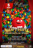 M&Ms party