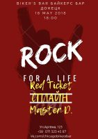 Rock for a life