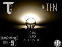 A-Ten и Tau-Kita (акустика)